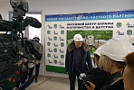 Two blocks of the future District Center for Maternal and Children's Health Care in Surgut are ready for testing engineering systems and equipment