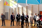 The seventh social facility constructed under PPP format is launched into operation in Yakutsk