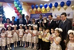 Thanks to VIS Group's PPP project, the era of wooden kindergartens is ending in Yakutsk, says Head of the Republic of Sakha Aisen Nikolayev